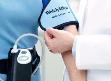 TK Holter - 24hodinová monitorace krevního tlaku