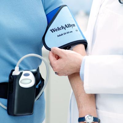 TK Holter – 24hodinová monitorace krevního tlaku